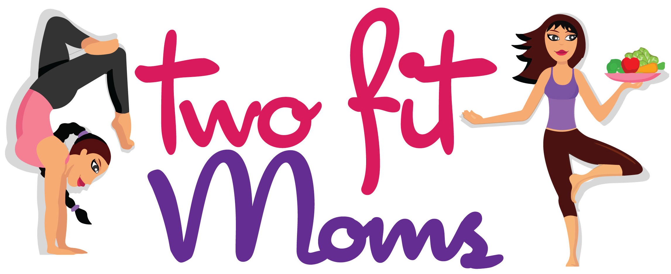 Two Fit Moms headlogo