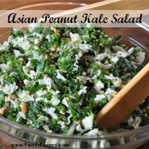 kale with header