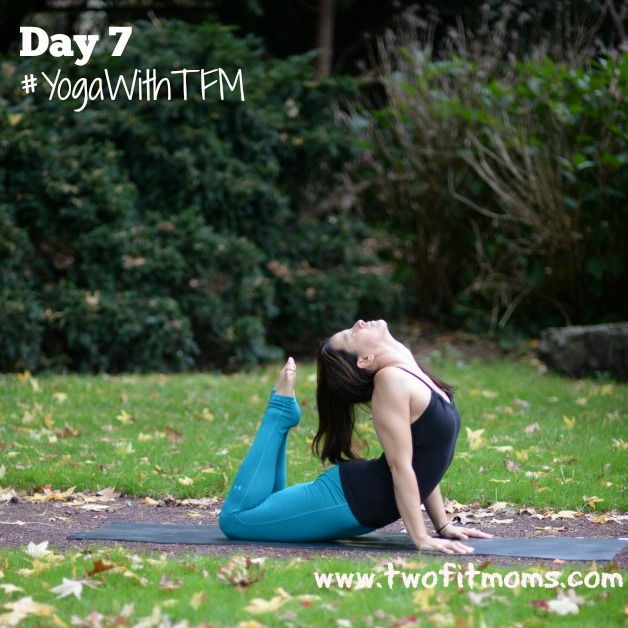 Two Fit Moms Day 7 King Cobra Pose Or Bhujangasana Toes To Head