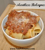 Meatless Bolognese