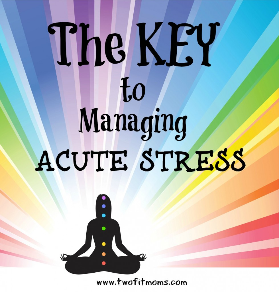 Two Fit Moms » The Key to Managing Acute Stress