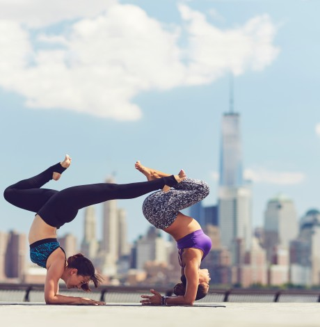 Two Fit Moms Yoga