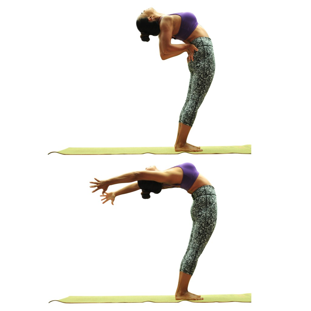 Two Fit Moms » Small Space Yoga