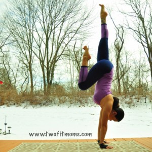 two fit moms » handstands 101 part 2… the kick up