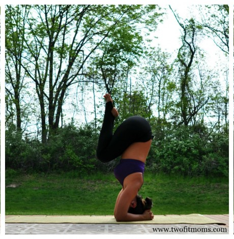 two fit moms » inversion